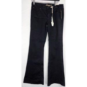 New black American rag skinny flare 7r 7 regular